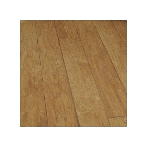Quick-Step Sculptique 8mm Hickory Laminate in Sandy Blonde