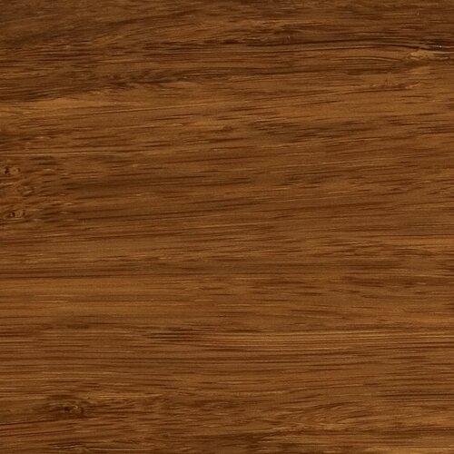 """Teragren Synergy Floating Floor 7-11/16"""" Strand Bamboo Flooring in Chestnut"""