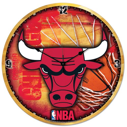 "Wincraft, Inc. NBA 18"" High Def Wall Clock"