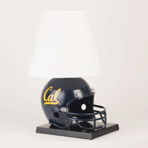 Wincraft, Inc. Collegiate NCAA Deluxe Helmet Table Lamp