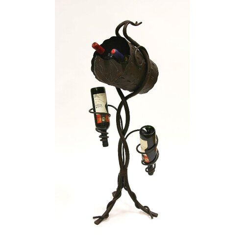 Creative Creations ArtDeco 4 Bottle Wine Rack