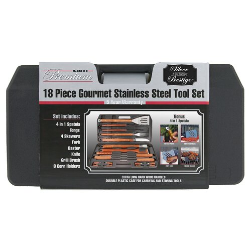 Mr. Bar-B-Q Gourmet Tool Set
