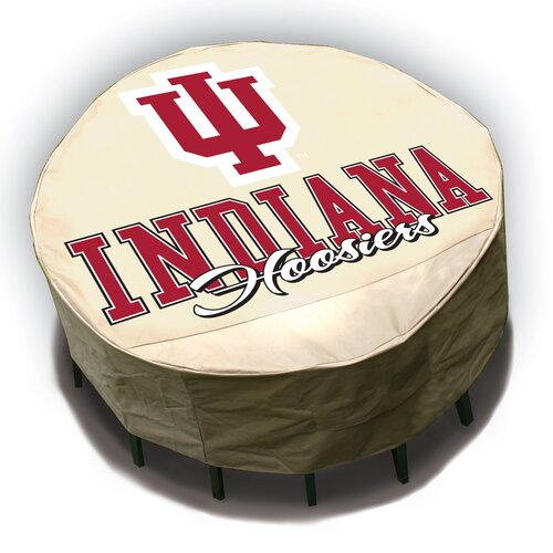 Mr. Bar-B-Q NCAA Round Table Cover