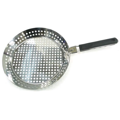 Mr. Bar-B-Q Stainless Steel Skillet