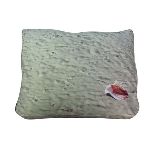 Dogzzzz Rectangle Beach Dog Pillow