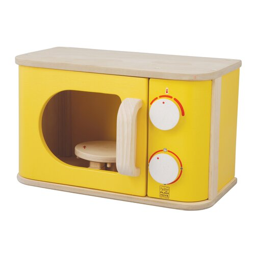 Plan Toys Large Scale Microwave