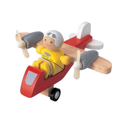 Plan Toys City Turboprop Airplane