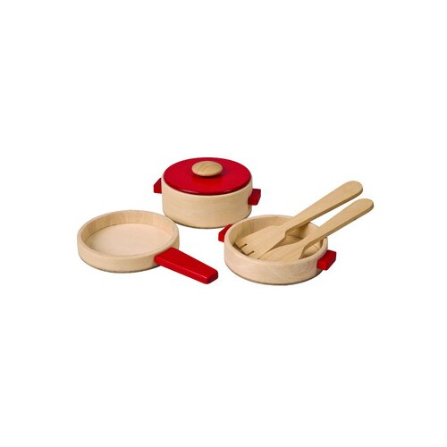 Plan Toys Pot and Pan Set