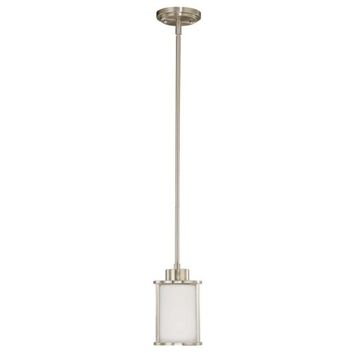 Nuvo Lighting Odeon 1 Light Mini Pendant