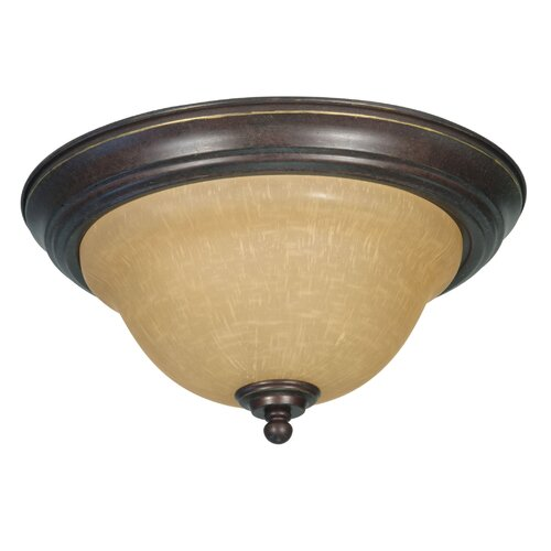 Nuvo Lighting Castillo Flush Mount