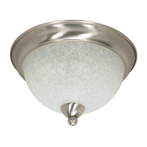 Nuvo Lighting South Beach Flush Mount