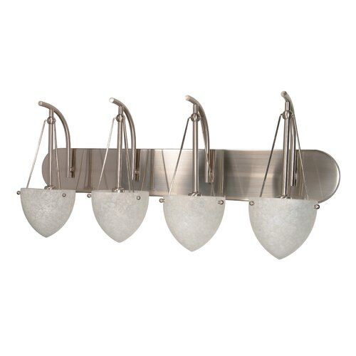 Nuvo Lighting South Beach 4 Light Vanity Light