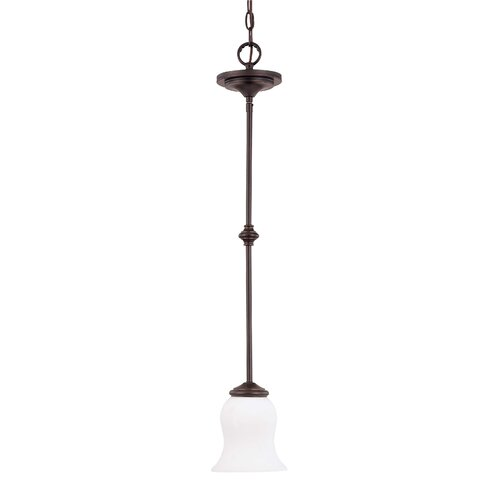 Nuvo Lighting Glenwood 1 Light Mini Pendant