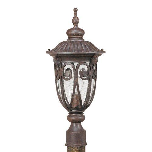 Nuvo Lighting Corniche 1 Light Post Lantern