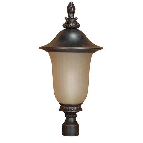 Nuvo Lighting Parisian 1 Light Post Lantern
