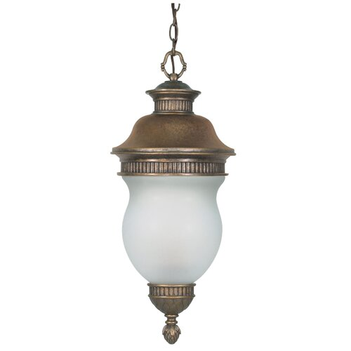 Nuvo Lighting Luxor 3 Light Hanging Lantern