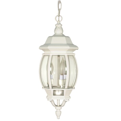 Nuvo Lighting Central Park 3 Light Hanging Lantern