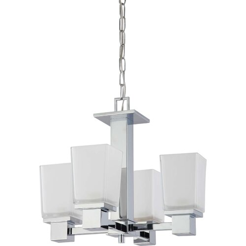 Parker 4 Light Chandelier