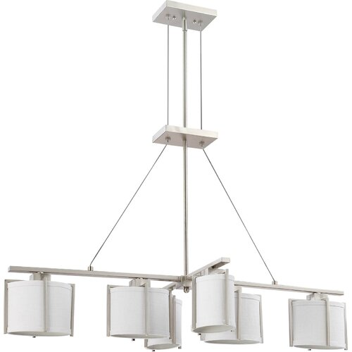 Nuvo Lighting Portia 6 Light Pendant