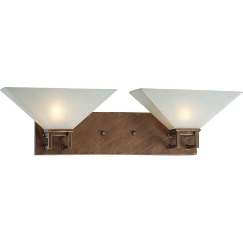 Nuvo Lighting Ratio 2 Light Bath Vanity Light