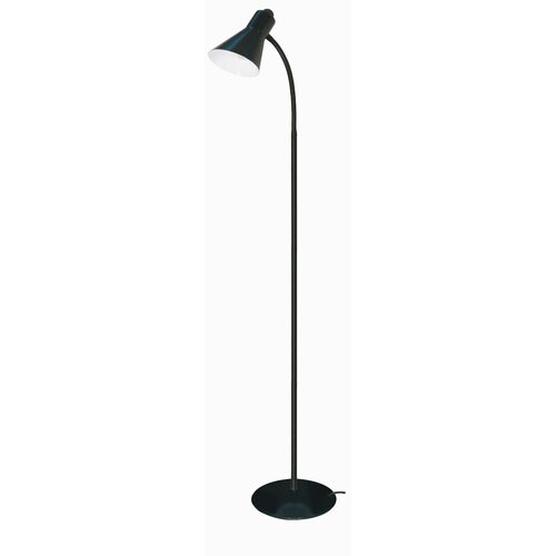 Nuvo Lighting 1 Light Goose Neck Floor Lamp
