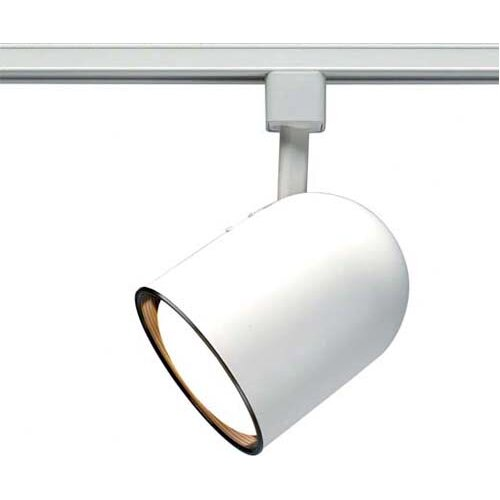 Nuvo Lighting 1 Light Bullet Cylinder Track Head