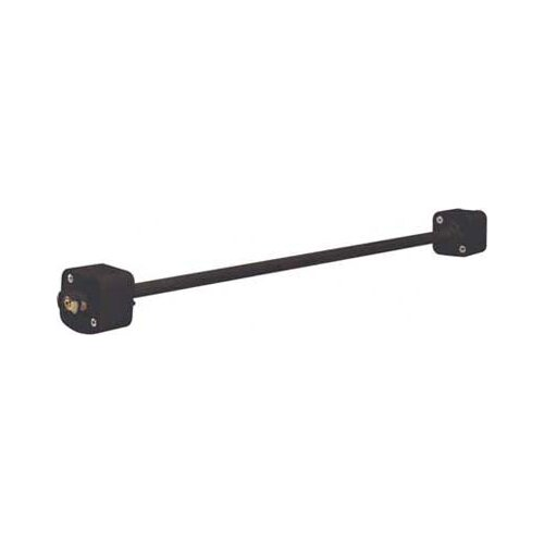 "Nuvo Lighting 48"" Track Light Extension Wand in Black"