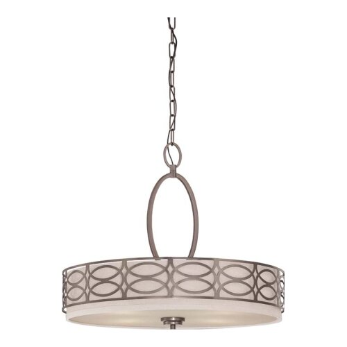 Nuvo Lighting Harlow 4 Light Pendant