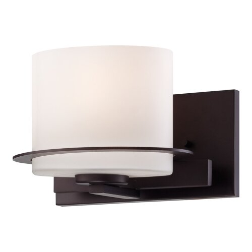 George Kovacs Curvy Corner 2 Light Bath Vanity Light