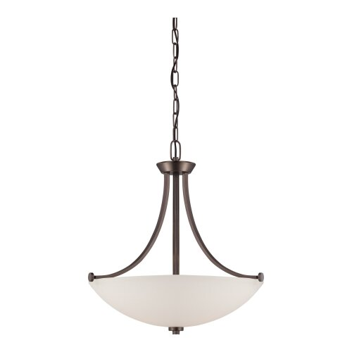 Nuvo Lighting Bentley 3 Light Pendant