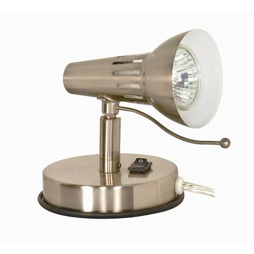 Nuvo Lighting 1 Light Pin Up Table Lamp