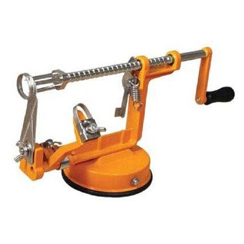 Apple Peeler, Core and Slicer