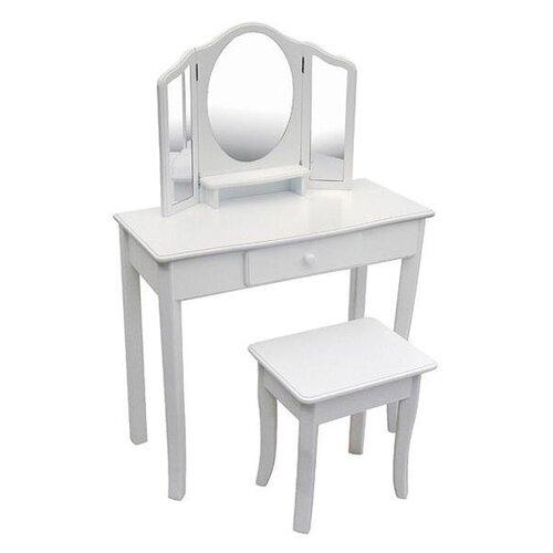 Guidecraft Classic Vanity Set with Mirror