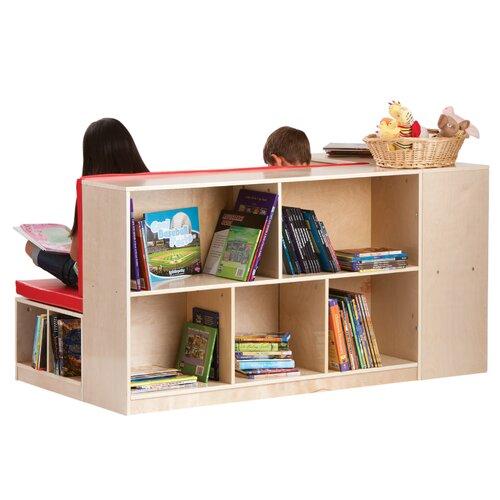 "Guidecraft Modular Library 30"" Bookcase"
