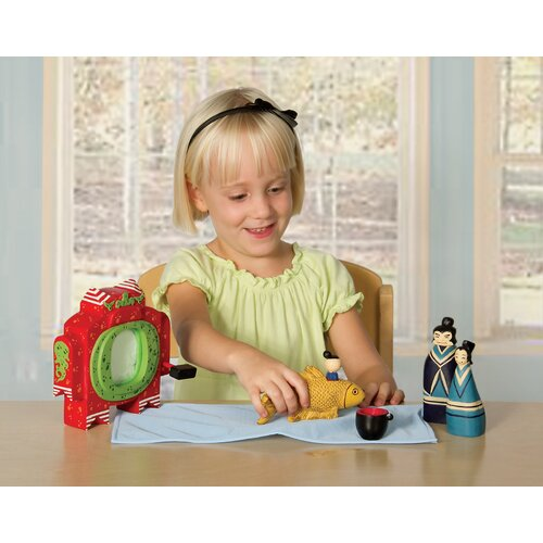 Guidecraft Little One Inch Storybox