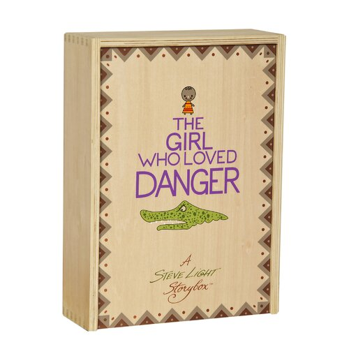 Guidecraft The Girl Who Loved Danger