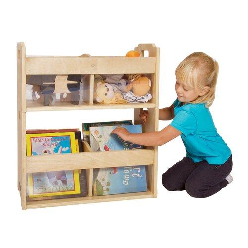 Guidecraft Classroom Furniture Stacking Storage Caddy