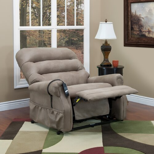 Med-Lift 36 Series 3 Position Lift Chair with Extra Magazine Pocket