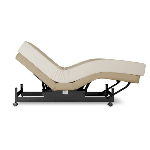 Med Lift Economy Adjustable Bed Frame Twin Xl Amp Reviews
