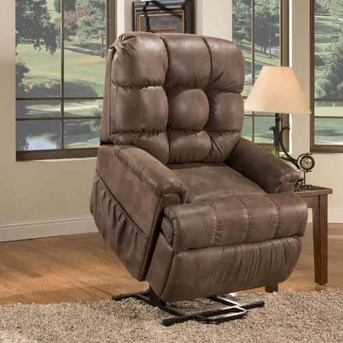 Med-Lift Wide Infinite Position Lift Chair