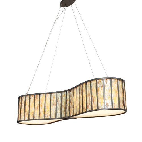 Affinity 6 Light Pendant