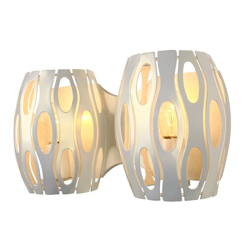 Varaluz Masquerade 2 Light Bath Vanity Light