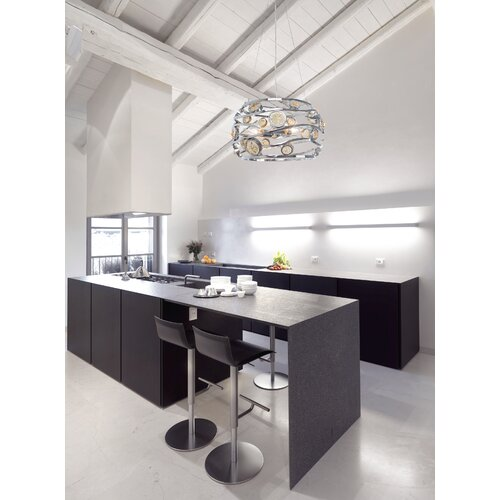 Varaluz Swank 3 Light Pendant