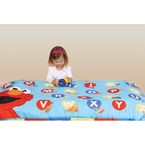 ABC Fun Pads Elmo Safety Table Cover