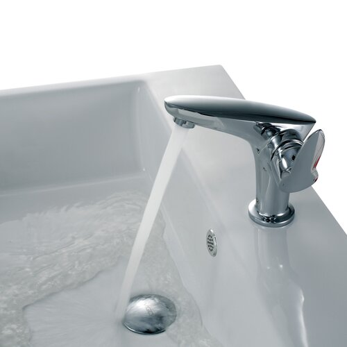Single Hole Apollo Bathroom Faucet with Single Handle