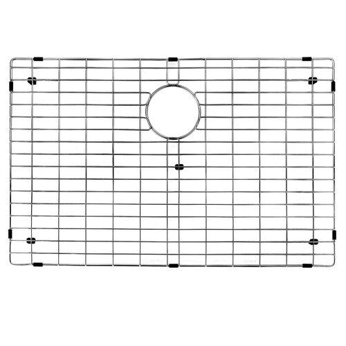 """Vigo 28"""" x 17"""" Kitchen Sink Bottom Grid"""