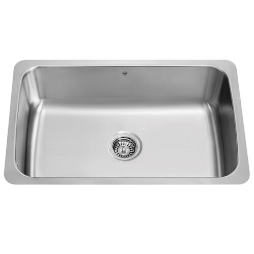 vigo 30 quot x 18 quot undermount kitchen sink reviews wayfair