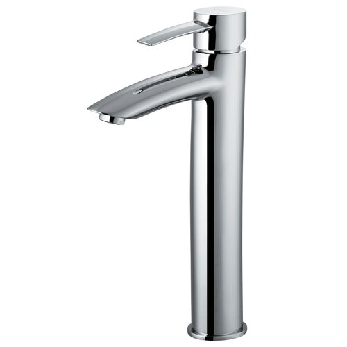 Vigo Single Hole Shadow Faucet with Single Handle