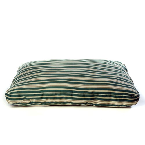 Zoey Tails Indoor/Outdoor Striped Dog Pillow
