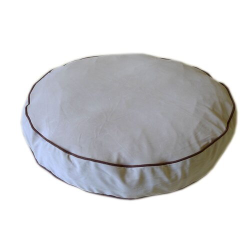 Round Dog Pillow